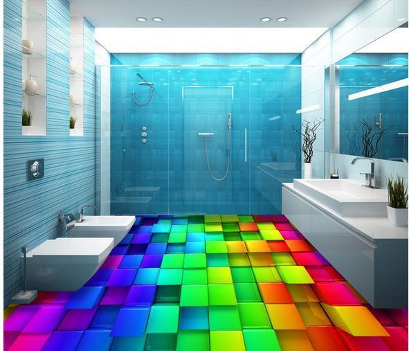 pisos de vinilo pisos en vinilo pisos en 3d pisos en On fotos de pisos pintados de colores
